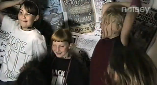 Cute Kids Moshing to Black Flag - You Review - -TV Party- - YouTube
