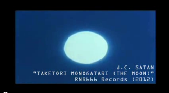 J.C. SATAN -TAKETORI MONOGATARI (THE MOON)- - YouTube